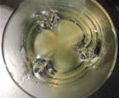 Plain or Lime Sugar Syrup