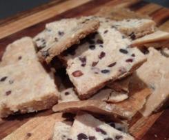 Almond Butter Bark