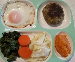 Super Green Gluten Free Rissoles - PALEO