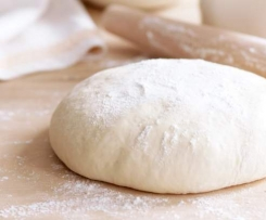 Theo's pizza dough