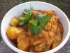 Aloo Ghobi with Potato and Cauliflower - Vegan, Whole Food Plant Based