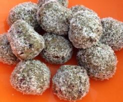 Coco Protein Balls