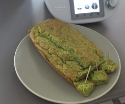 Basil Pesto Cake