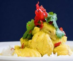 Golden Fish Curry