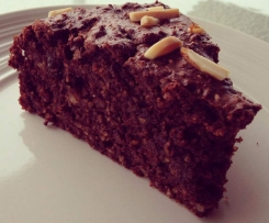Paleo Chocolate Christmas Cake