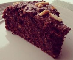 Paleo Chocolate Christmas Cake