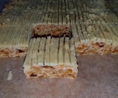 Apricot Muesli Bar Slice