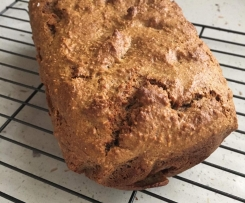 Banana and Coconut Bread (gluten free / paleo)