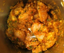 Moroccan Chicken Marinade