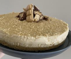 Caramilk Cheesecake variant