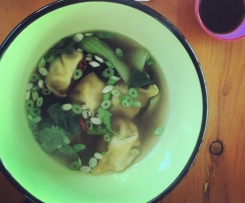 Wonton Soup for 1