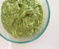 Guacamole the kids will love