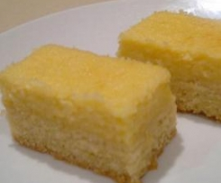 Clone of Lime & Coconut Slice
