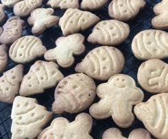 Ouma's soetkoekies (sweet biscuits)