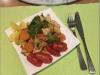 Chicken, Pasta & Capsicum, Sundried Tomato Dip