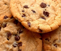 Old Fashioned Choc Chip Cookies