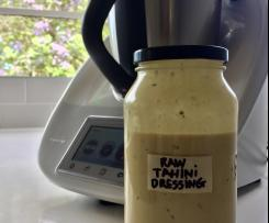 Raw Tahini Dressing