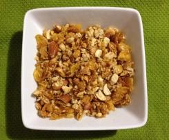 Healthy Crunchy Nut Cornflakes