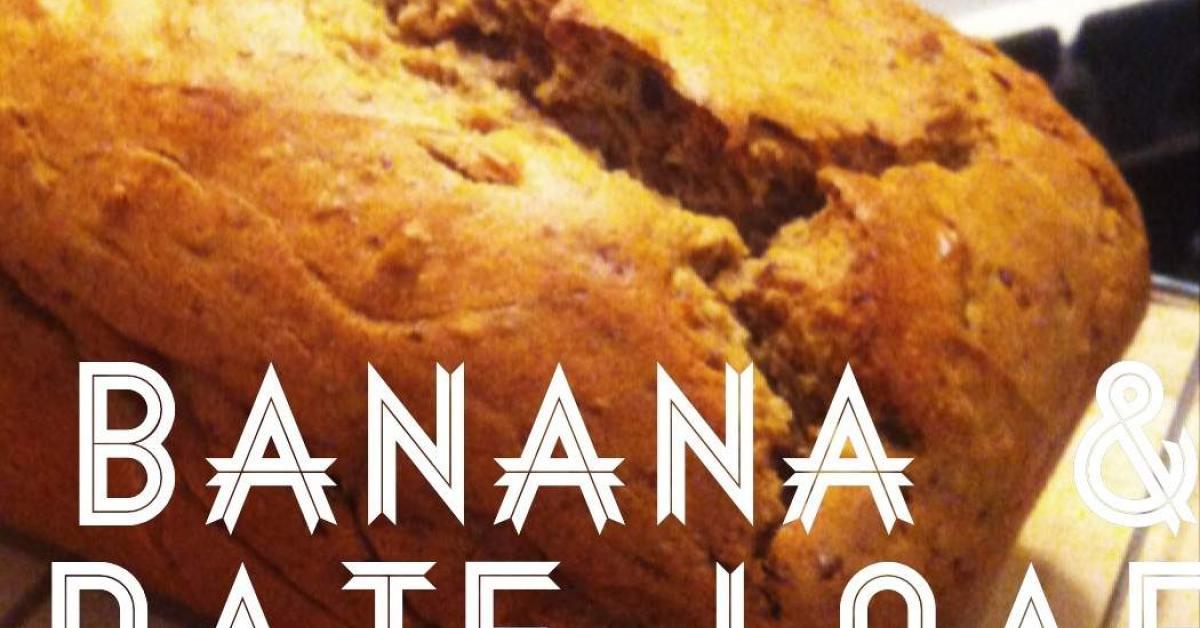 Sugar Free Banana Cake Thermomix