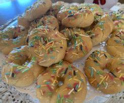 Italian Easter Biscuits