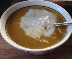Pumpkin Amaranth Porridge