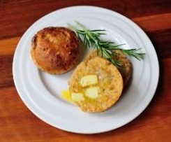 Cheese & Rosemary Scones