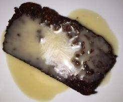 Paleo Sticky Date Pudding egg free, grain free, dairy free, refined sugar free