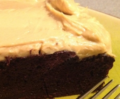 Cream Cheese Icing with Treacle