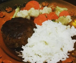 Japanese Hamburger Recipe