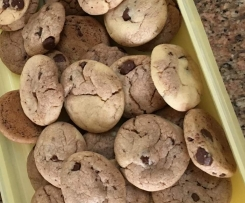 Quick and Easy Choc Chip Cookies