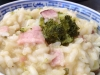 Bacon & Brocolli Risotto