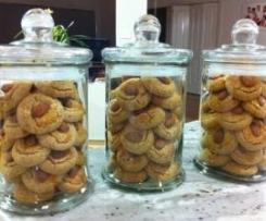 Tina Wong's Almond Biscuits