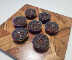 Hidden Veg Choccolate Muffins