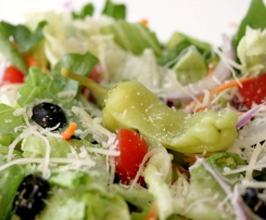 Olive Garden Salad Dressing - Low Carb