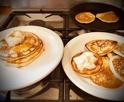 5 Minute Pancakes & Pikelets
