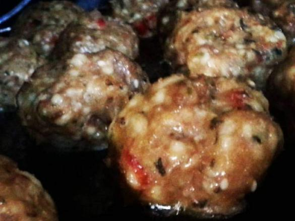 Middle Eastern Eggless Gluten Free Meatballs By Nicmacconuladh A