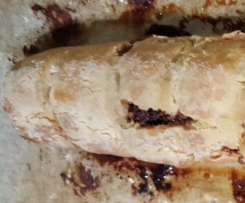 cherry ripe sausage rolls