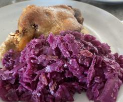 Red Cabbage - Braised