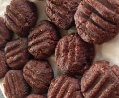 Date, Macadamia & Cacao Bikkies