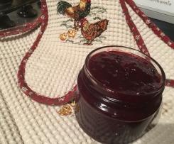 Cherry and Plum Jam