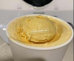 Caramilk Ice Cream