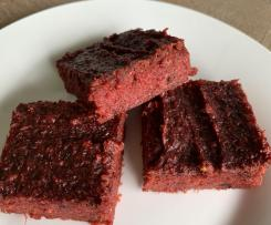 Moist Beetroot Brownie