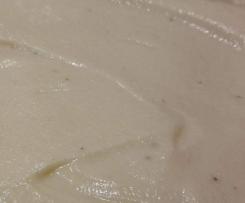 Creamy Cauliflower white sauce (vegan/paleo)