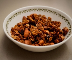 Rich Toasted Muesli Clusters