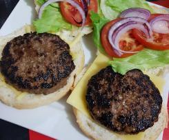 Easy Beef Burgers