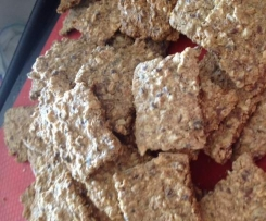 Knackebrot (swedish crackers)