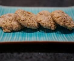 Italian Almond biscuits (Pastini Mandorla)