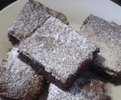 Easy Chocolate Fudge Brownies