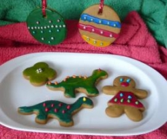 Gingerbread - Christmas Tree Decorations