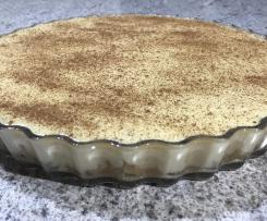 Best South African Milktart (Melktert)
